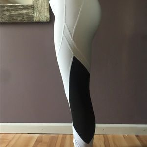 Victoria Secret Color Block Tights